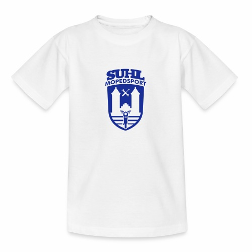 Suhl Mopedsport S50 / S51 Logo No.2 - Teenage T-Shirt