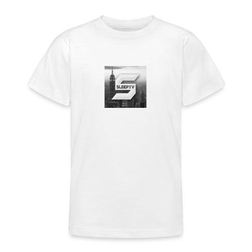 SleepTV Logo - Teenage T-Shirt