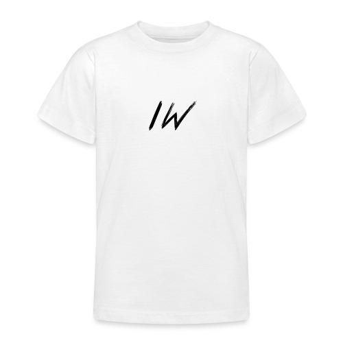 ItzWout KleinLogo 6-14Jaar - Teenager T-shirt