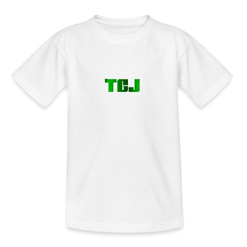 TGJ OFFICIAL LOGO - Teenager-T-shirt