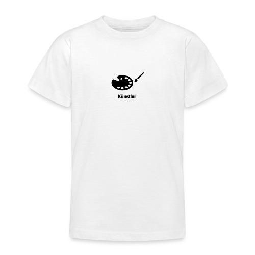 Künstler - Teenager T-Shirt
