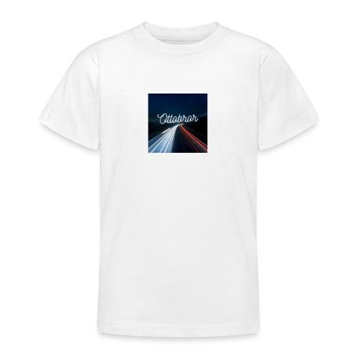 Ottobror 1 - T-shirt tonåring