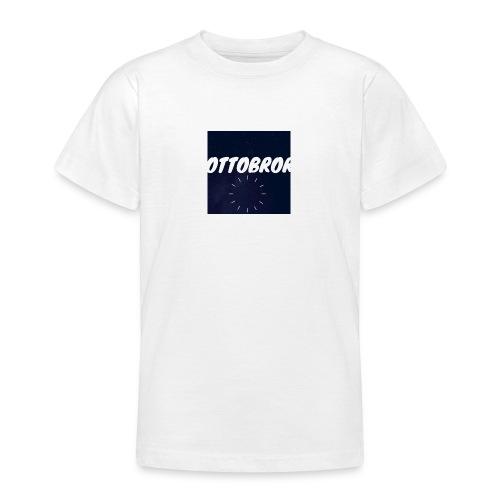 Ottobror - T-shirt tonåring