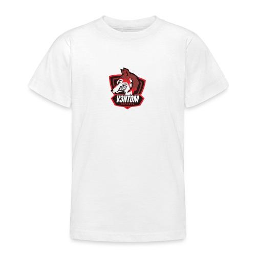 CLAN LOGO V3NTOM - Teenager T-Shirt