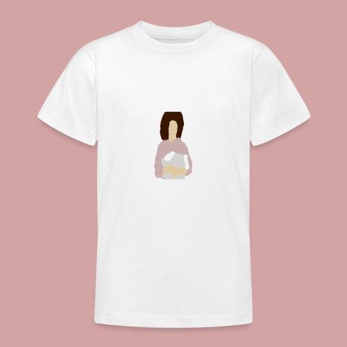 Character Cartoon - Teenage T-Shirt