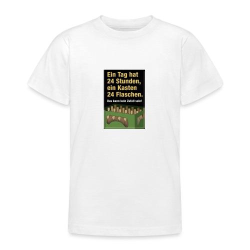Bauern Sprüche - Teenager T-Shirt