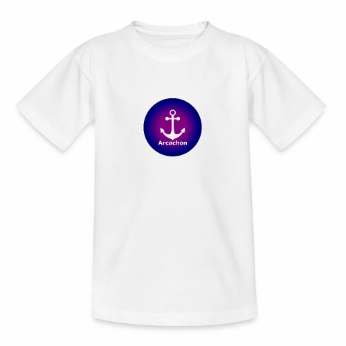 Ancre Arcachon - T-shirt Ado