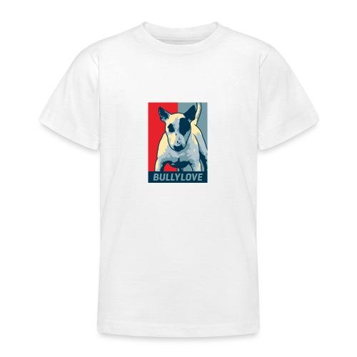 Bullterrier - Teenager T-Shirt