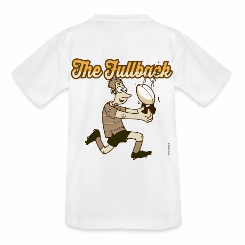 Fullback_Marplo_mug - Maglietta per ragazzi