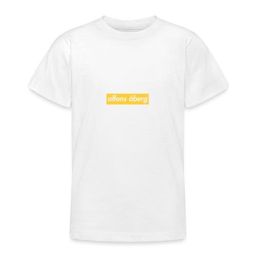qaalfons åberg - T-shirt tonåring