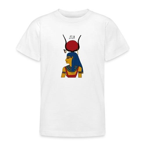 Isis - altägyptische Göttin - Teenager T-Shirt