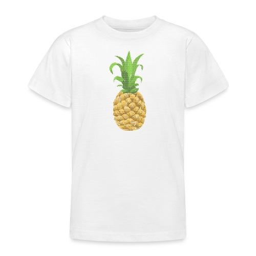 Dots Ananas - Teenager T-Shirt