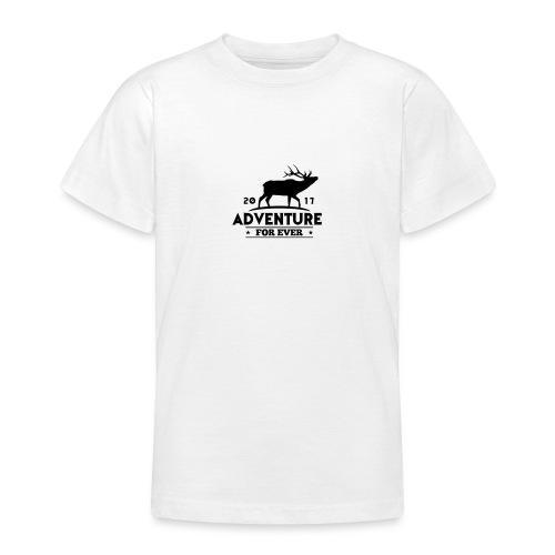 ADVENTURE FOR EVER - CERVO - Maglietta per ragazzi