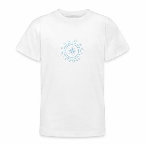 Boppard – Kompass - Teenager T-Shirt