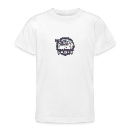 English Bull Terrier Children´s Nanny - Teenager T-Shirt