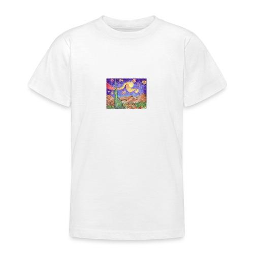 1 - Camiseta adolescente