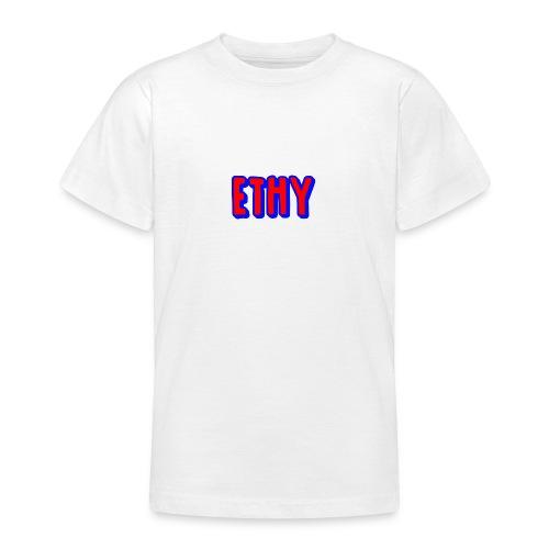 Ethy Youtuber Design - Teenage T-Shirt