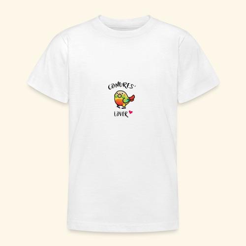 Conures' Lover: Ananas - T-shirt Ado