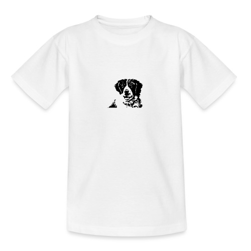 Barry - St-Bernard dog - Teenager T-Shirt