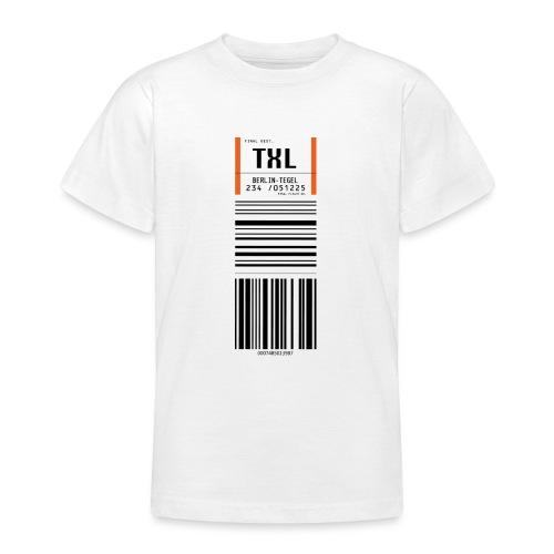 Berlin-Tegel TXL - Teenager T-Shirt
