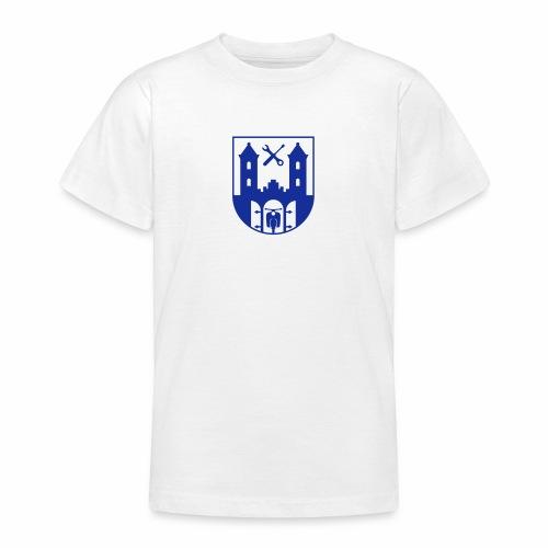 Simson Schwalbe - Suhl Coat of Arms (1c) - Teenage T-Shirt
