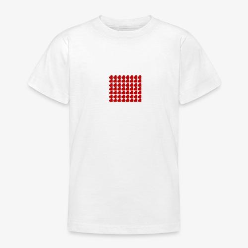 Hearts - Maglietta per ragazzi