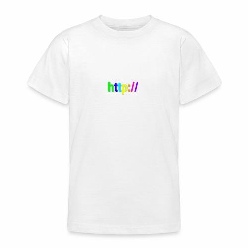 T-SHIRT Potocollo HTTP - Maglietta per ragazzi