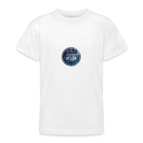 gato elun - Camiseta adolescente