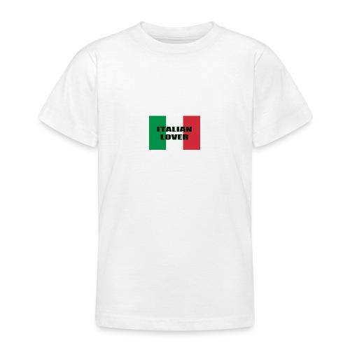 ITALIAN LOVER - Maglietta per ragazzi
