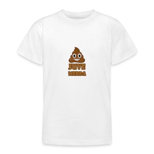 juve merda - Maglietta per ragazzi