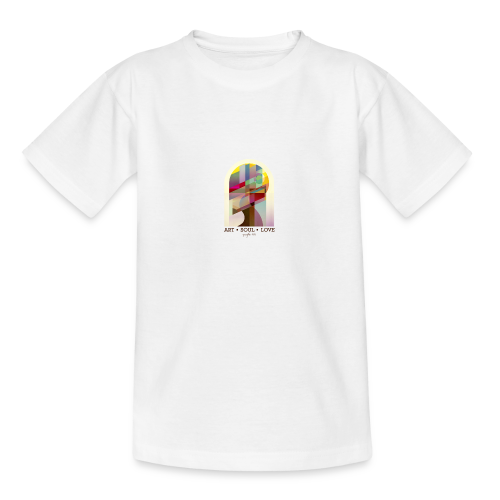 Farbenlehre - Teenager T-Shirt