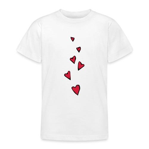 Cuori - Maglietta per ragazzi