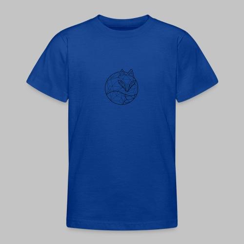 Fox Graph - Teenage T-Shirt