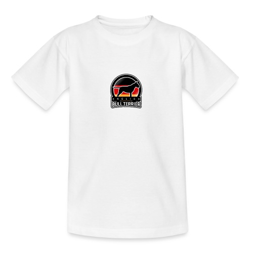 Bullterrier Deutschland - Teenager T-Shirt