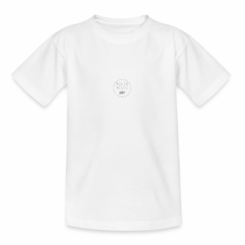 Households logo - T-shirt tonåring