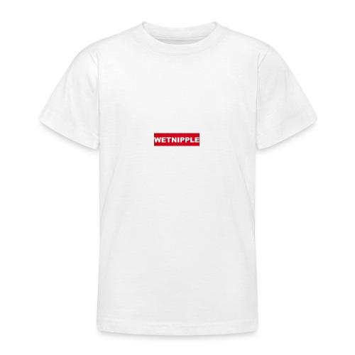 WETNIPPLE - Teenager T-shirt
