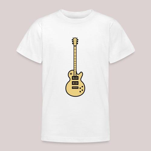 22-30 Guitar Gibson Les Paul - Teenager T-Shirt