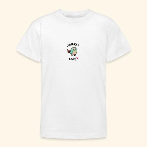 Conures' Lover: blue cinamon - T-shirt Ado