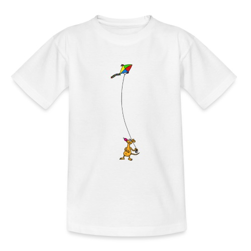 Drachensteigen - Teenager T-Shirt
