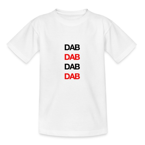 Dab - Teenage T-Shirt