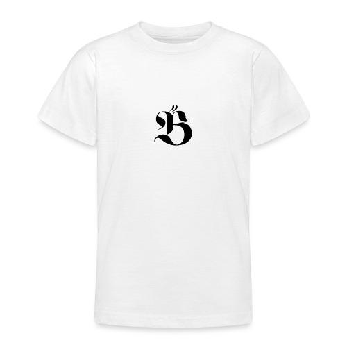 B logo - T-shirt tonåring