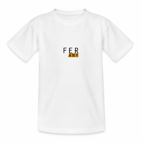 FeranyLogo - Teenager T-shirt