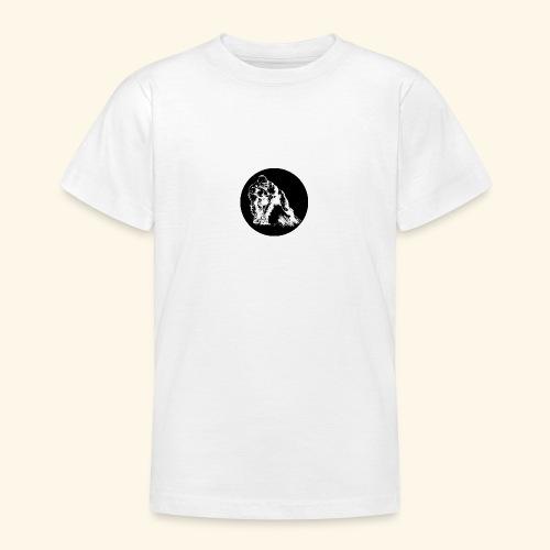 Gorila del parque - Camiseta adolescente