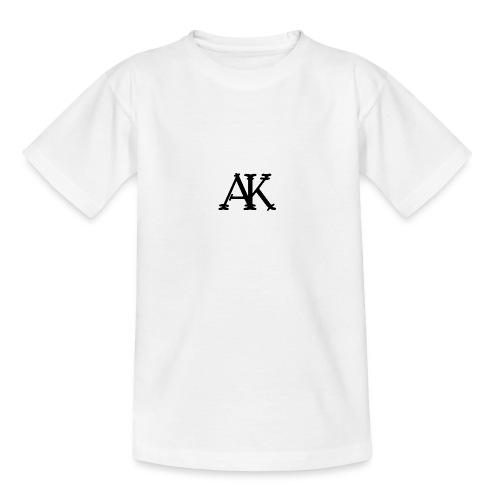 Brand logo - Teenager T-shirt