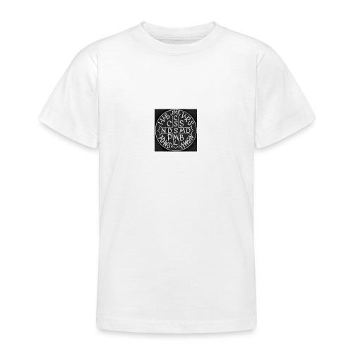 Protection St Benoit (petite) . 圣本笃的保护 - T-shirt Ado