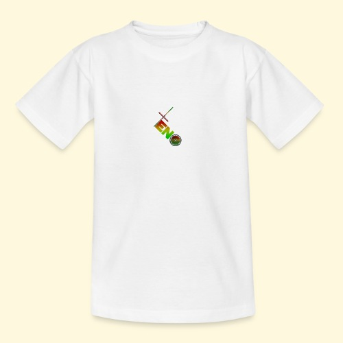 Scooter Logo - Rasta - Teenage T-Shirt