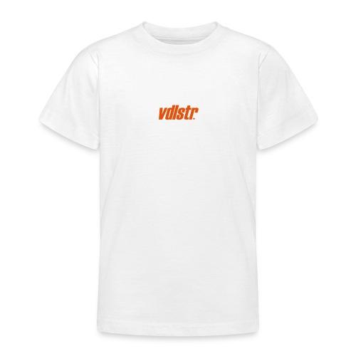 VDLSTR Logo klein - Teenager T-Shirt