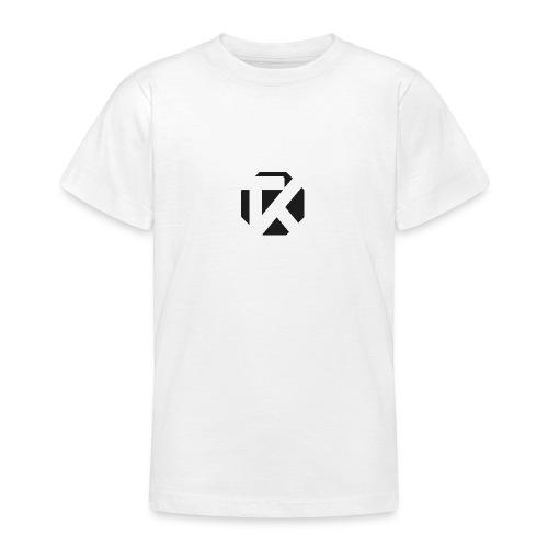 Logo TK Noir - T-shirt Ado