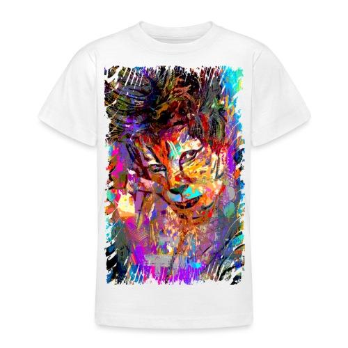 CatMan / Katzenmann - Teenager T-Shirt