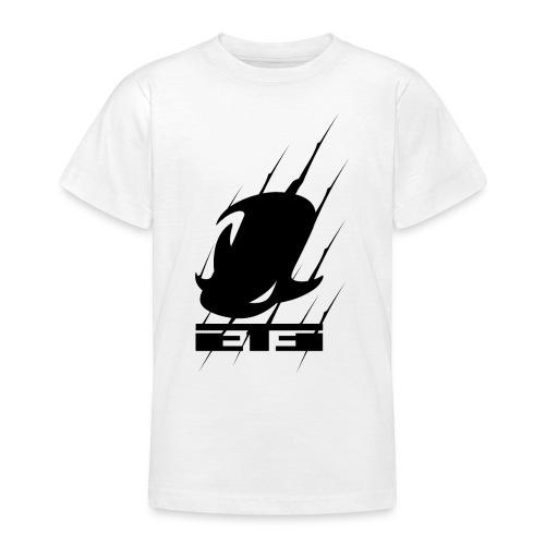 LogoGriffe Noir - T-shirt Ado